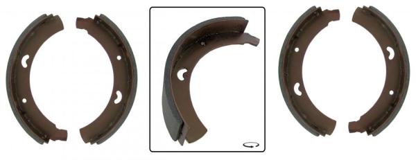Bremsbacken vorne | 50 mm | T1 »7/63