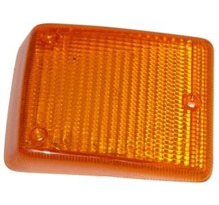 Blinkerglas orange vorne rechts | T2 8/72»