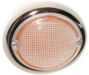 Blinkerglas orange vorne rechts | T1 8/63»
