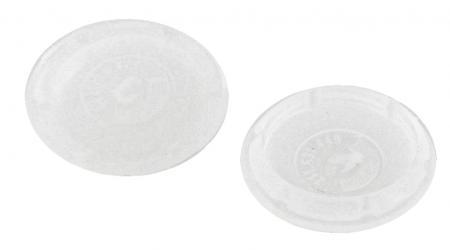 Abdeckkappe 24mm transparent | T1