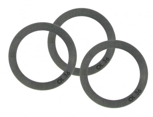 Unterlegscheibe Schwungrad 0.36mm | T1 | T2 1.6 | T3 1.6